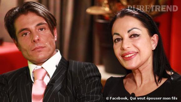 """Giuseppe et sa mère Marie-France sont de retour dans une nouvelle émission de télé-réalité : """"Giuseppe Ristorante, une histoire de famille""""."""