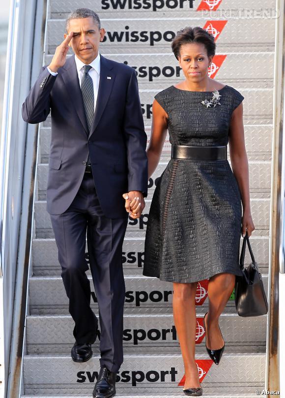 Michelle Obaman, une parfaite First Lady.