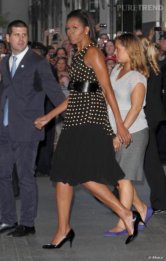 Michelle Obama, un chic lady.