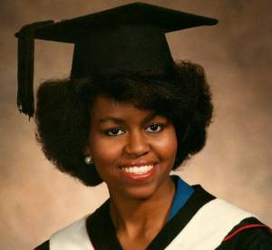 Michelle Obama : 50 ans, 50 photos pour la plus fun des First Lady