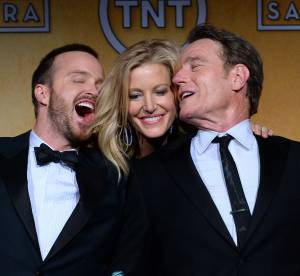 SAG Awards 2014 : Breaking Bad et Matthew McConaughey triomphent