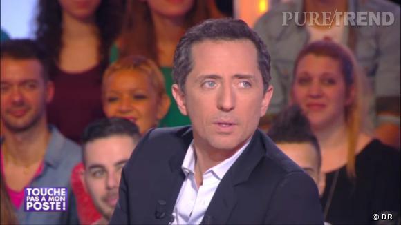 """Gad Elmaleh était l'invité de """"Touche Pas à Mon Poste"""", lundi 20 janvier."""