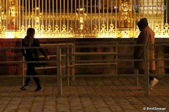 Mais fausse alerte, Kim Kardashian et Kanye West ne vont pas se marier au Château de Versailles. Trop commun.
