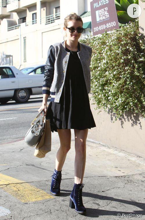 Emma Roberts, un look à copier !