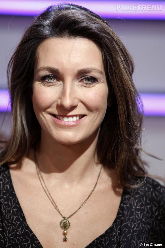 La jolie journaliste du JT de TF1 a fait monter la température malgré elle...