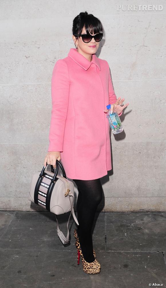 Après avoir fait une fausse couche à plusieurs mois de grossesse, Lily Allen est désormais maman de deux petites filles.