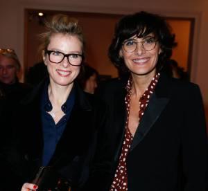 Karin Viard et Inès de la Fressange, les femmes à lunettes de Roger Vivier