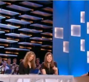 """Les Pussy Riot sur le plateau du """"Grand Journal""""."""