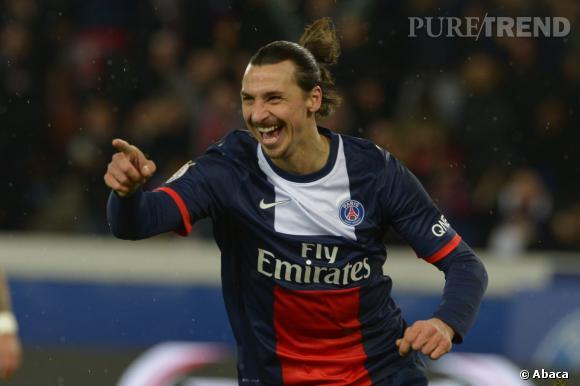 Zlatan Ibrahimovic aime bien se moquer de ses adversaires.