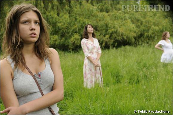 """Adèle Exarchopoulos va jouer dans """"M"""" de Sara Forestier, une nouvelle collaboration prometteuse pour l'actrice."""