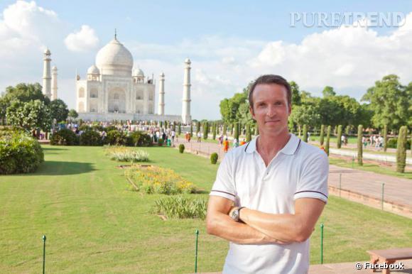 Actuellement en Inde, Stéphane Rotenberg est bloqué par les autorités.