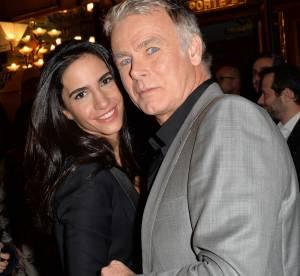 """Franck Dubosc et sa femme Danièle : un couple amoureux devant """"Fiston"""""""