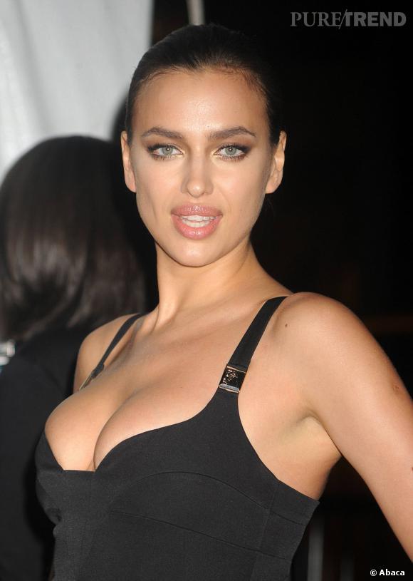 Irina Shayk une bombe digne des top modèles de  Sports Illustrated.
