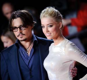 Johnny Depp et Amber Heard : la 1ère tourmente du couple ?