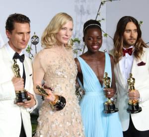 Découvrez le palmarès des Oscars 2014 en vidéo.