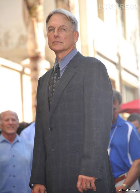 """Mark Harmon, 62 ans, notre Leroy Jethro Gibbs de la série """"NCIS : Enquêtes spéciales""""."""