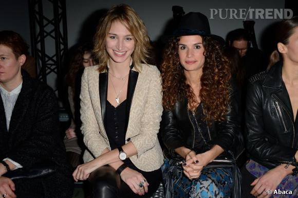 Barbara Cabrita, une habituée de la Fashion Week de Paris.