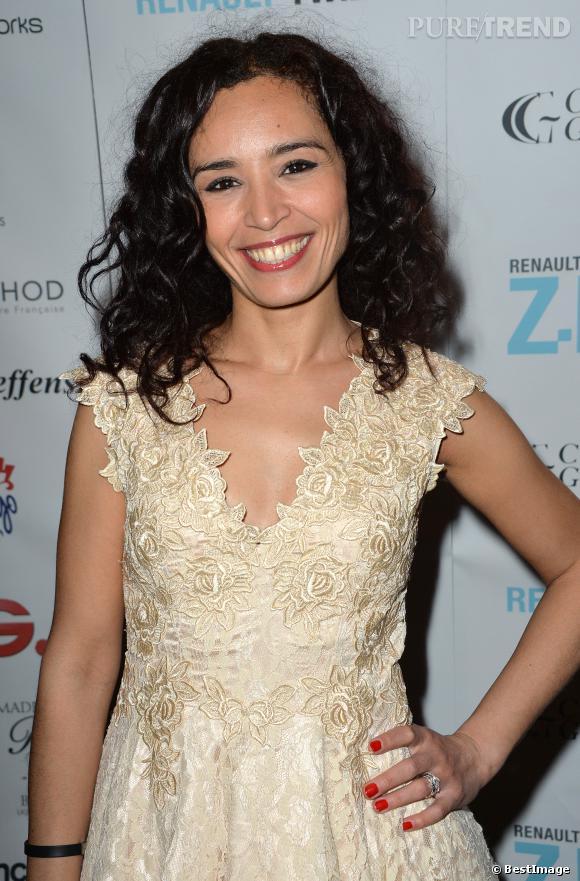 Aïda Touihri, elle présentera l'émission consacrée à la Fête de la Musique, le 21 juin 2014.