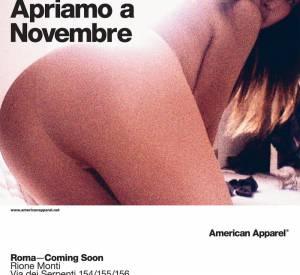 """American Apparel, 2008. Vous avez dit """"surprenant"""" ?"""