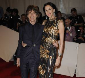 Mick Jagger et L'Wren Scott : un couple mode et rock'n'roll en 20 photos