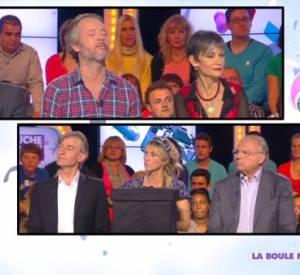 """La panique d'Enora Malagré dans""""Touche pas à mon poste"""",émission du 19 mars 2014,à partir de 45:00."""