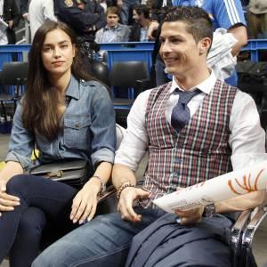 Irina Shayk et Cristiano Ronaldo le couple le plus hot ?