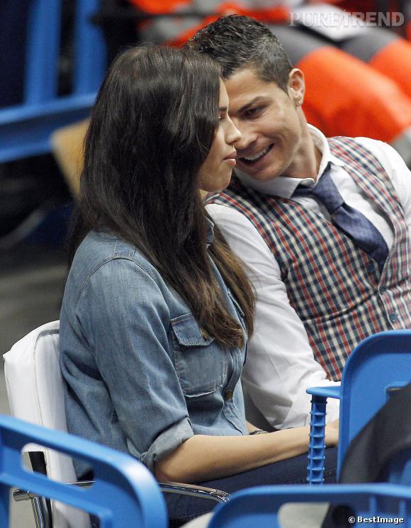 Irina Shayk et Cristiano Ronaldo un duo à tomber.