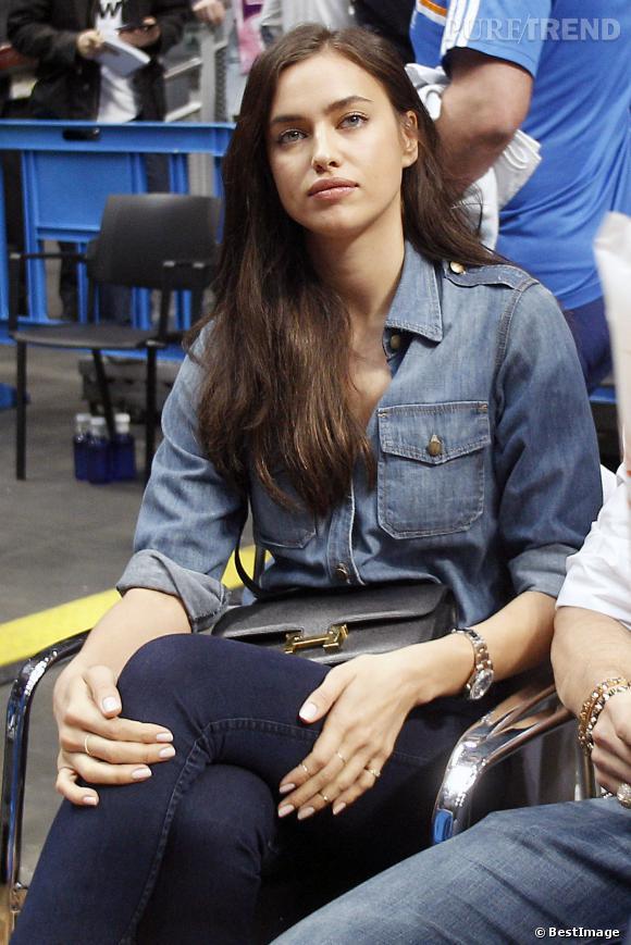Irina Shayk, un des tops les plus sexy de sa génération.