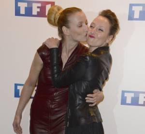 Alexandra Lamy et Audrey Lamy, deux soeurs explosives sur tapis rouge