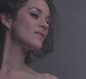 Making of de la nouvelle campagne Lady Dior avec Marion Cotillard.