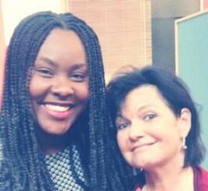Nouvelle Star 2014 : Maurane invite Yseult en studio