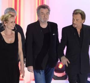 """Sandrine Bonnaire, elle se confie à l'Express Style sur le tournage du nouveau film de Claude Lelouch, """"Salaud, on t'aime !""""."""