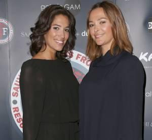 Sandrine Quétier et Laurie Cholewa, drôles de dames pour la bonne cause