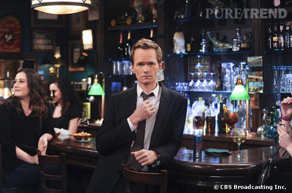 """Barney Stinson (Neil Patrick Harris) dans la saison neuf de """"How I Met Your Mother""""."""