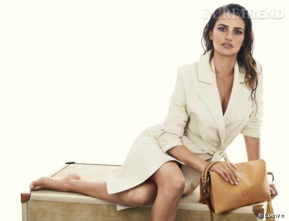 Loewe fait confiance à Penelope pour booster ses ventes en 2014.