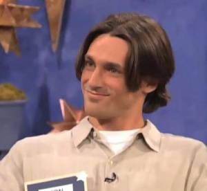 Jon Hamm (Mad Men) : 25 ans, cheveux gras, à la recherche de l'amour