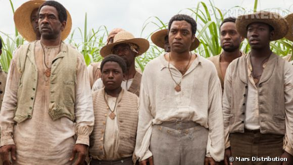 """Chiwetel Ejiofor, ici dans """"12 years a Slave""""."""