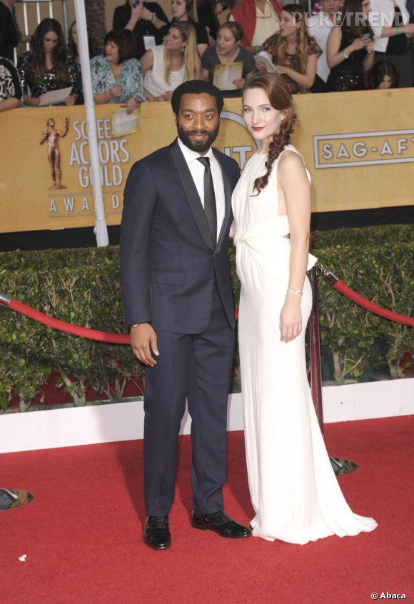 Chiwetel Ejiofor, grand favori pour jouer un méchant dans James Bond.