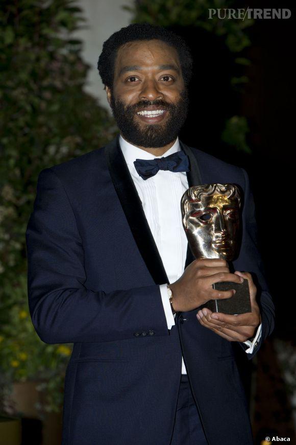 "Chiwetel Ejiofor a gagné 21 récompenses pour ""12 years a slave""."