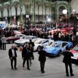 La soirée Tour Auto Optic 2000 le 7 avril 2014 au Grand Palais à Paris.