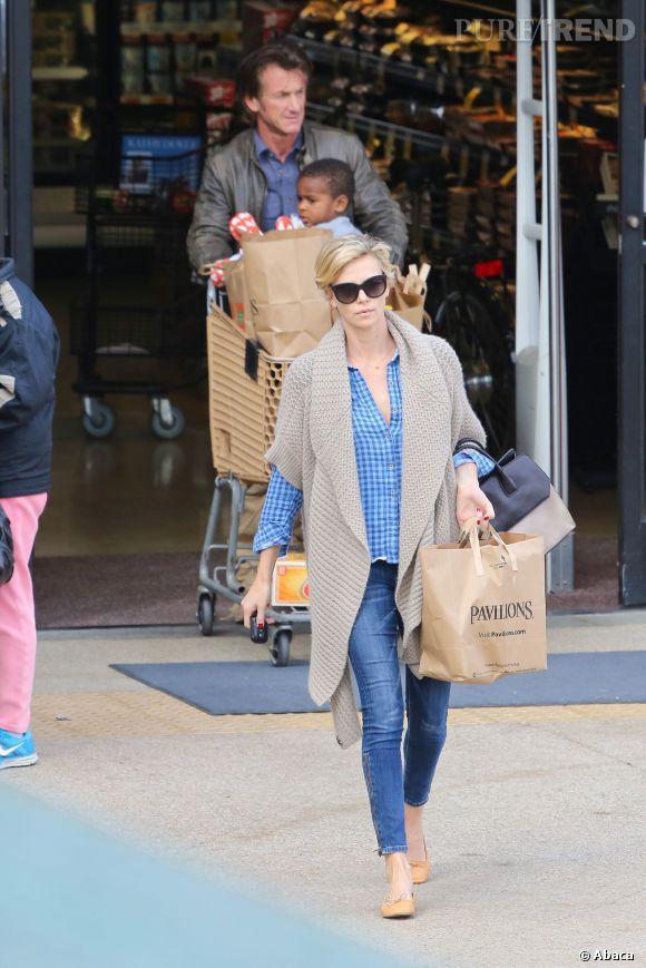 Charlize Theron et Sean Penn, en couple, arriveront-ils à travailler ensemble ?