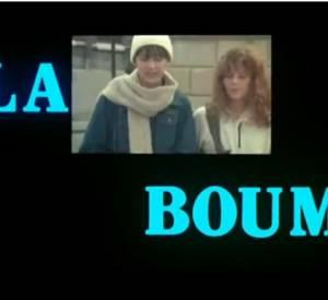 """Bande-annonce de """"La boum"""" avec Sophie Marceau."""