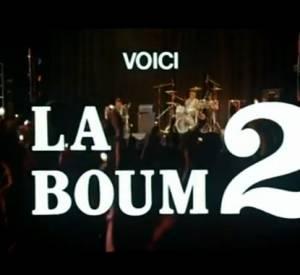 """Bande-annonce de """"La Boum 2"""" sorti en 1982."""