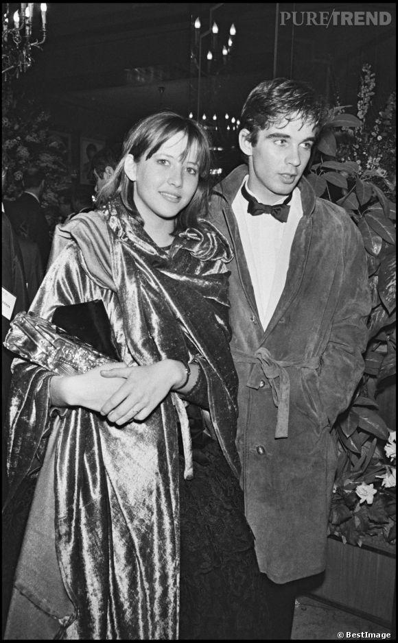 """Pierre Cosso, partenaire de Sophie Marceau dans """"La boum 2"""" s'est lancé un temps dans la chanson."""