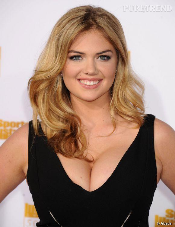 Kate Upton aimerait avoir des plus petits seins. Qui l'eût cru ?