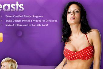 MyFreeImplants.com : un site pour faire financer ses faux seins