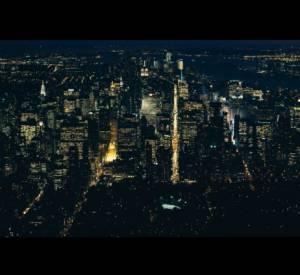 "Alicia Keys, Pharrell Williams, Kendrick Lamar et Hans Zimmer dans le clip ""It's on Again"" de la BO de ""The Amazing Spider-Man 2""."