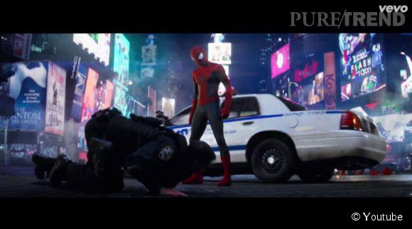 """""""The Amazing Spider-Man 2"""" est attendu pour le 30 avril 2014."""