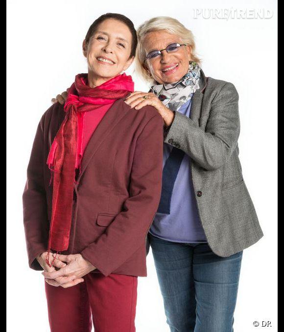 Véronique et Davina sont de retour sur Intenret avec Coach Club, 30 ans après Gym Tonic.