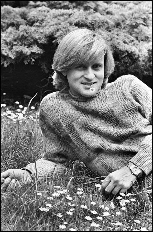 Dave en 1981.